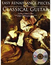 EASY RENAISSANCE PIECES FOR CLASSICAL GUITAR (BOOK/CD) by Jerry Willard (2012-06-01)