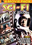 Sci-Fi Classics: The Astral Factor/The Galaxy Invader/Battle of the Worlds/Unknown World