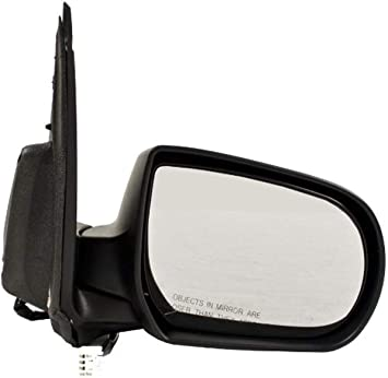 Partslink Number FO1321351 Sherman Replacement Part Compatible with FORD ESCAPE Passenger Side Mirror outside rear view