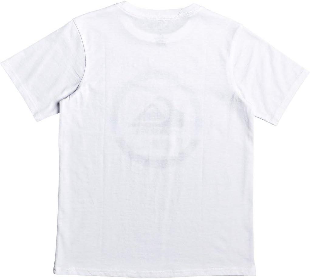 Quiksilver Boys Snake Dreams-T-Shirt 8-16 Screen Tee