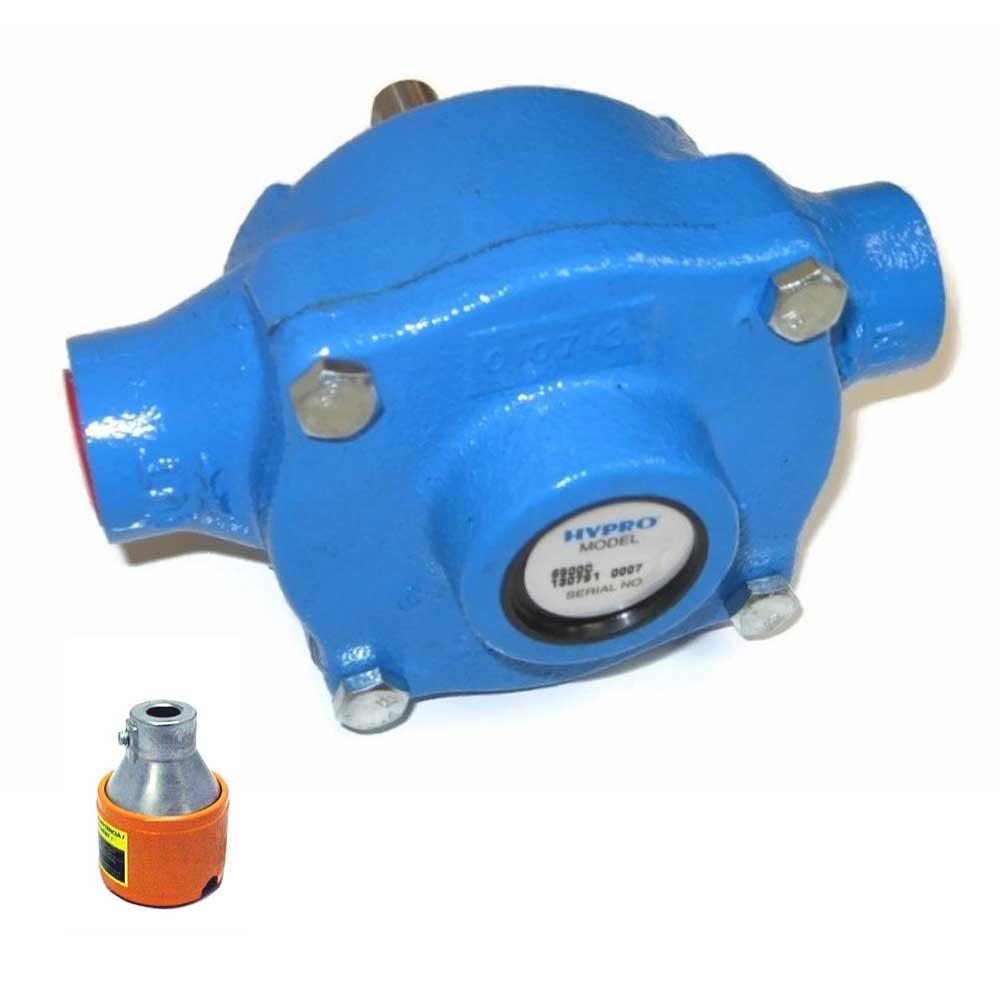 Hypro 6500C Roller Pump w/ 1321-0006 Quick Coupler