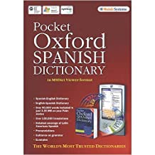 MOBILE SYSTEMS Oxford English-Spanish Pro Dictionary