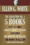 Ellen G. White Collection Vol. 1.  5 books. Steps