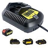 Swidan Li-ion 12V/20V MAX Battery Charger for