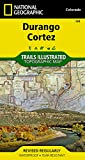Durango, Cortez (National Geographic Trails Illustrated Map)