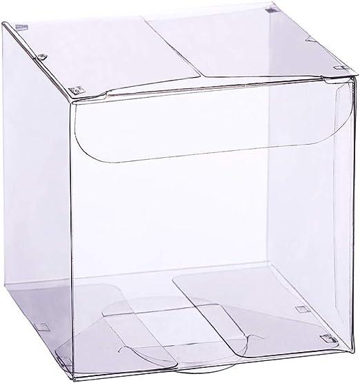 BENECREAT 30 Pack Caja Plegable Cajita Plástica Envase ...