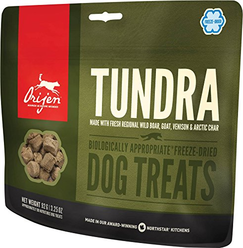 Orijen Freeze-Dried Tundra Treats - 3.5oz