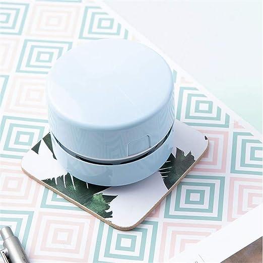 LJW Mini Aspirador de Mesa, para Limpiar Polvo Mesa Escritorio ...