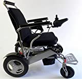 Folding, Light Weight Electric Powered Mobility Wheelchair
