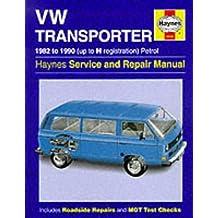 VW Transporter (82-90) Service and Repair Manual