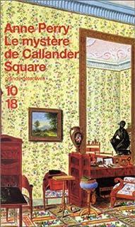 Le mystère de Callander Square, Perry, Anne
