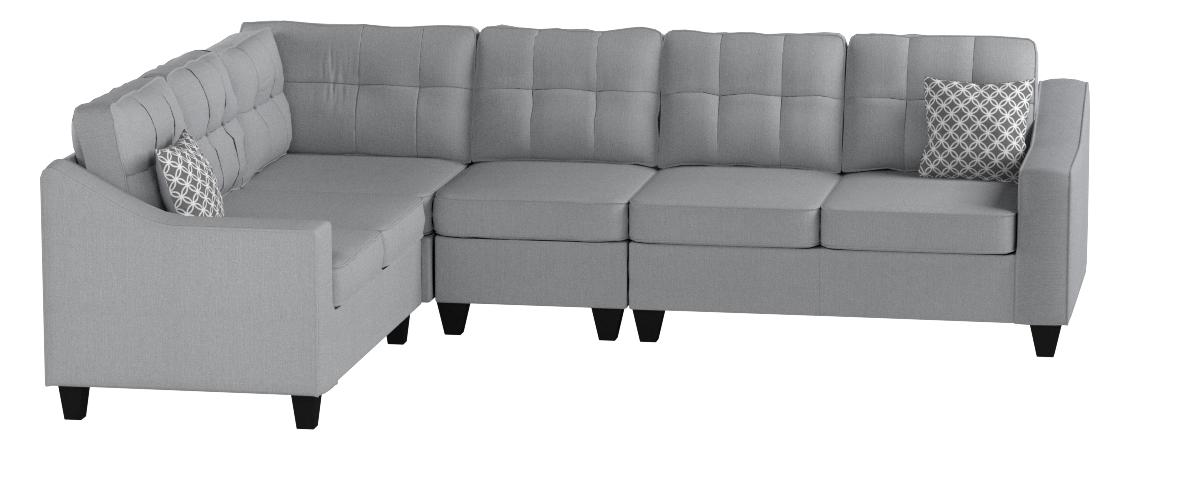 Oliver Smith Sectional Sofa