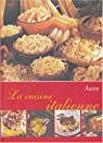 La Cuisine italienne par Pifferi