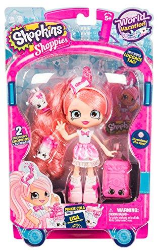Pinkie Cola Visits America