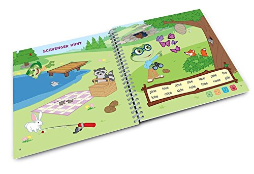 LeapFrog LeapStart Level 3 Kindergarten Book Bundle with Reading Adventures and Cook It Up! Math by LeapStart (Image #2)