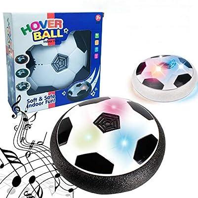 ieGeek Balón de fútbol Hover para Niños Pequeños y Niños con Luces ...