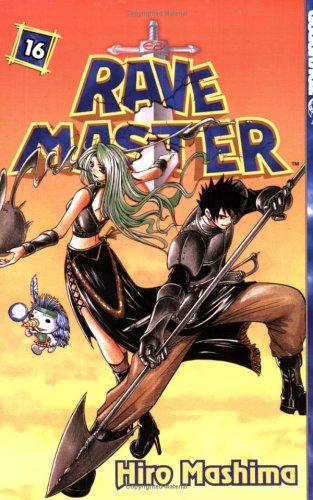 Rave Master, Vol. 16 ebook