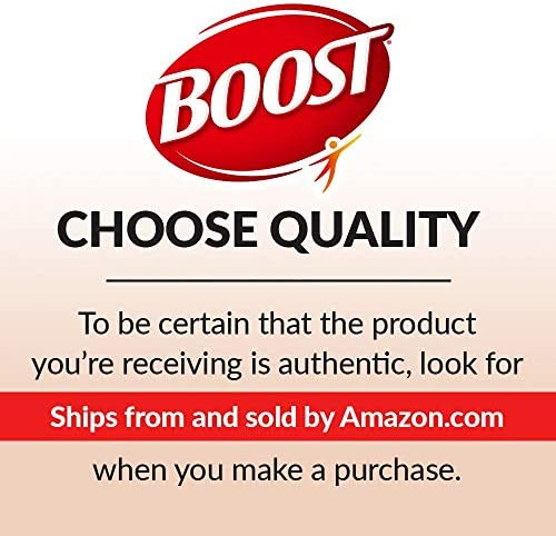 BOOST Very High Calorie Complete Nutritional Drink, Very Vanilla, 8 Ounce Box (Pack of 27) 6