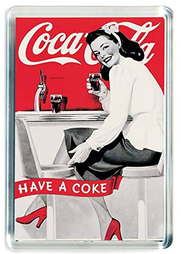 GIFTSTICY Funny 004 Coca Cola - Have A Coke Imán para Nevera ...