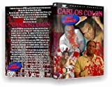 Carlos Colon Shoot Interivew Wrestling DVD-R