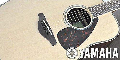 YAMAHA ヤマハ アコースティックギター FG830 Natural   B07678XVF1
