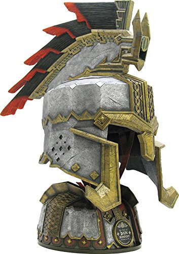 United Cutlery UC3167 Hobbit Helm of Dain (Stand United Cutlery)