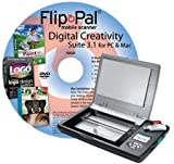 Flip-Pal mobile scanner with Digital Creativity Suite 3.1 DVD, Best Gadgets