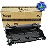 V4INK® New  Drum Unit Compatible with Brother DR360, Compatible with  Brother DCP-7030, Compatible with Brother DCP-7040, Compatible with Brother HL-2140, Compatible with Brother HL-2150N, Compatible with Brother HL-2170W,MFC-7340,MFC-7840W,MFC-7440N,MFC-7345N Toner Printers