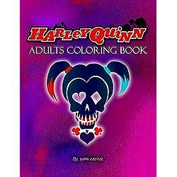 51VTGjs%2BrDL._AC_UL250_SR250,250_ Harley Quinn Coloring Books