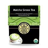 Organic Matcha Green Tea Bags - Has Caffeine - Gourmet Blend Of Green Tea Matcha Powder From Japan