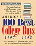 Student Guide to America's 100 Best College Buys, 1997-1998, Lewis T. Lindsey, 1887269266