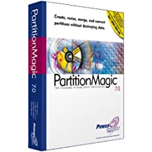 PartitionMagic 7.0 [OLD VERSION]
