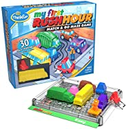 Think Fun My First Rush Hour STEM Toy and Brain Game for Boys and Girls Age 3 and Up -AMatch and Go Maze Gam
