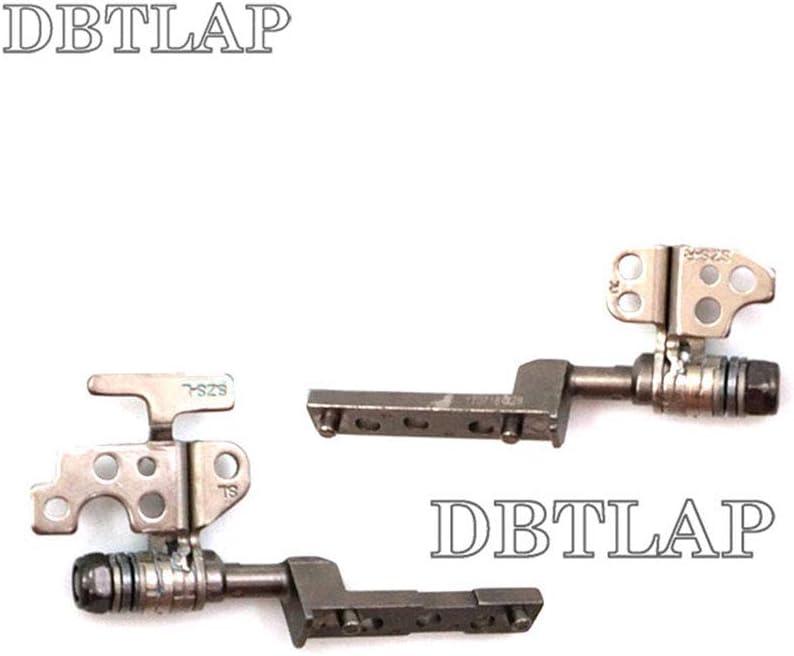 DBTLAP Hinges Compatible for Dell XPS 15 9550 9560 LCD Hinges Set L R