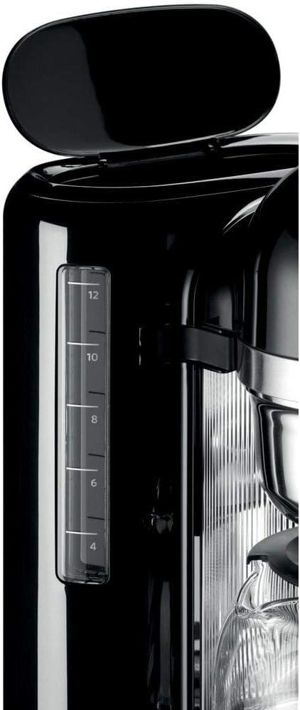 KitchenAid 5KCM1204EOB - Cafetera (Independiente, Máquina de café ...