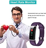Fitness Tracker,Willful Heart Rate Monitor Fitness