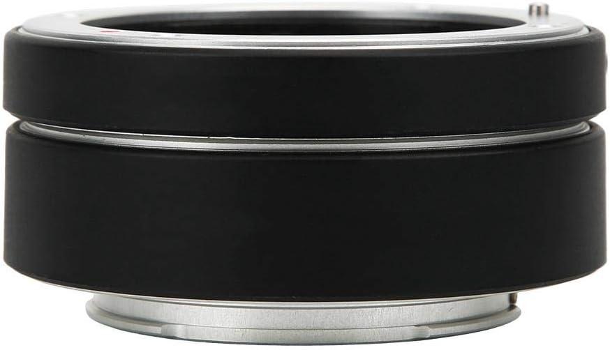 Yoidesu Auto Focus Macro Extension Tube Adapter Ring for Sony Mirrorless E-Mount Camera,Macro Extension Tube Set 10mm+16mm