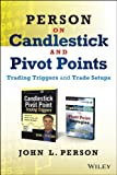 Person on Candlesticks and Pivot Points: Trade Setups and Triggers (Book/DVD Set)