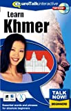 Talk Now! Learn Khmer, Eurotalk Staff, 1843520788