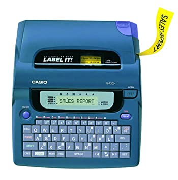 Casio KL-7200 3-Line Label Printer