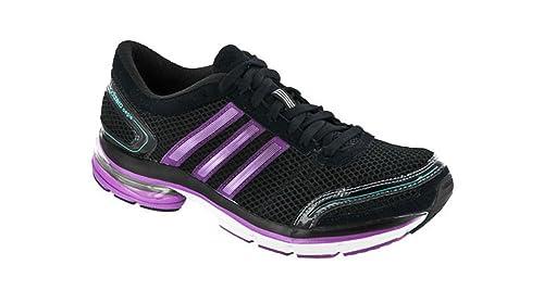8157ab1edc9e Adidas Women s Adizero Aegis 2 Black Purple 6.5 Medium (B)  Amazon ...