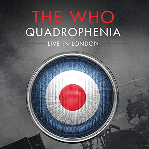 Quadrophenia - Live In London for sale  Delivered anywhere in USA