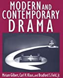 img - for Modern and Contemporary Drama book / textbook / text book