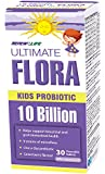 Ultimate Flora Kids Probiotic Supplement, Chewable Tablets Berry 30 ea