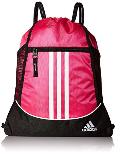 adidas Alliance II Sackpack, Shock Pink, One - Girls Pink Soccer Cleats