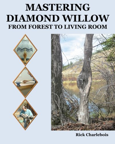 (Mastering Diamond Willow: From forest to Living)