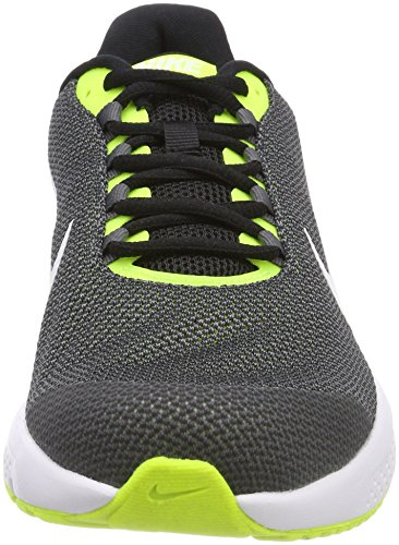 Dark Volt Running 009 Nero Scarpe Nike Runallday Black White Uomo Grey Tqw67YAHx