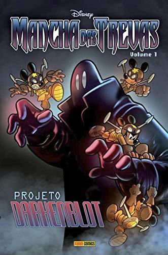 O Mancha das Trevas Volume 1: Projeto Darkenblot - Capa Dura