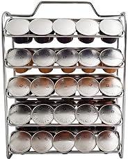 Porta Cápsulas Cromado Nespresso