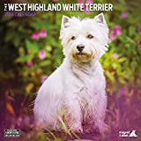 West Highland White Terrier 2018 Traditional Wall Calendar